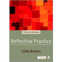 Reflective Practice by Gillie Bolton Paperback Used cover