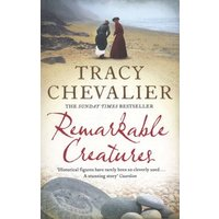 Remarkable Creatures by Tracy Chevalier Paperback Used cover