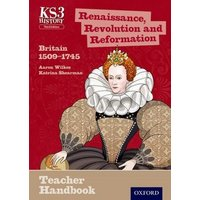 Renaissance Revolution and Reformation Teacher Handbook by Aaron Wilkes Book Used cover