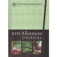 Rhs Allotment Journal by Geoff Hodge Hardback Used cover