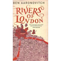 Rivers of London by Ben Aaronovitch Hardback Used cover