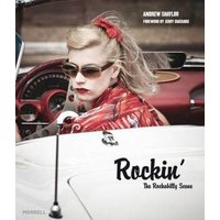 Rockin by Andrew Shaylor Hardback Used cover