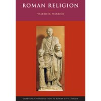 Roman Religion by Valerie M. Warrior Book Used cover