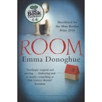 Room by Emma Donoghue Paperback Used cover