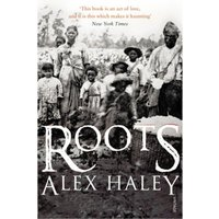 Roots by Alex Haley Paperback Used cover