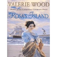 Rosas Island by Valerie Wood Paperback Used cover