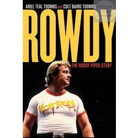 Rowdy by Ariel Teal Toombs Hardback Used cover