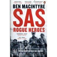 Sas by Ben Macintyre Book Used cover