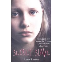 Secret Slave by Anna Ruston Paperback Used cover