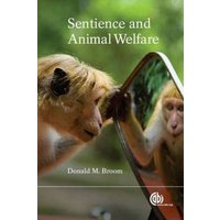 Sentience and Animal Welfare by Donald Broom Book Used cover