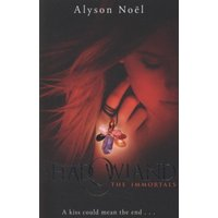 Shadowland by Alyson Noel Paperback Used cover