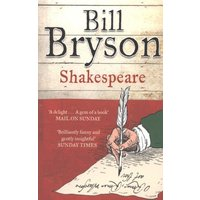 Shakespeare by Bill Bryson Paperback Used cover