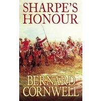 Sharpes Honour by Bernard Cornwell Paperback Used cover