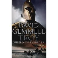 Shield of Thunder by David Gemmell Paperback Used cover
