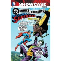 Showcase Presents Volume 2 Dc Comics Presents Superman Team-Ups by Various Book Used cover
