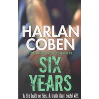 Six Years by Harlan Coben Paperback Used cover