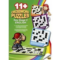 Skips 11+ Crossword Puzzles by Ash Sharma Book Used cover