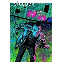 Sleeper by Ed Brubaker Paperback Used cover