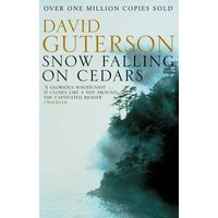 Snow Falling on Cedars by David Guterson Paperback Used cover