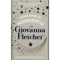 Some Kind of Wonderful by Giovanna Fletcher Hardback Used cover