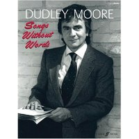 Songs Without Words by Dudley Moore Book Used cover
