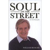 Soul on the Street by William Roache Hardback Used cover
