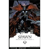 Spawn Origins Volume 14 by Todd Mcfarlane Book Used cover