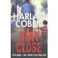 Stay Close by Harlan Coben Paperback Used cover