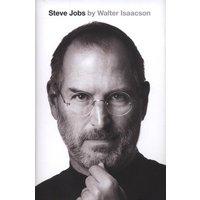 Steve Jobs by Walter Isaacson Hardback Used cover