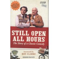 Still Open All Hours by Graham Mccann Hardback Used cover