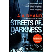 Streets of Darkness by A. a Dhand Paperback Used cover