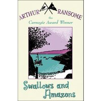 Swallows and Amazons by Arthur Ransome Paperback Used cover