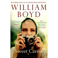Sweet Caress by William Boyd Paperback Used cover
