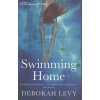 Swimming Home by Deborah Levy Paperback Used cover