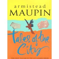 Tales of the City by Armistead Maupin Paperback Used cover