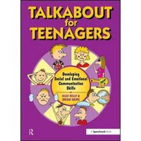 Talkabout for Teenagers by Alex Kelly Book Used cover