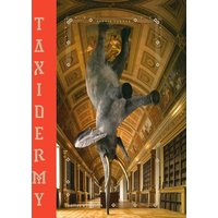Taxidermy by Alexis Turner Hardback Used cover