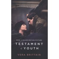 Testament of Youth by Vera Brittain Paperback Used cover