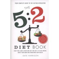 The 52 Diet Book by Kate Harrison Paperback Used cover