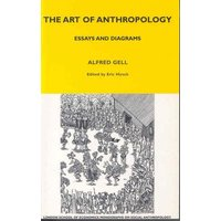 The Art of Anthropology by Alfred Gell Book Used cover