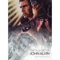 The Art of John Alvin by Andrea Alvin Hardback Used cover