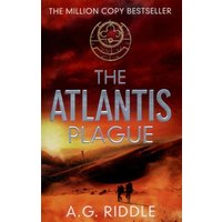 The Atlantis Plague by A.G. Riddle Paperback Used cover