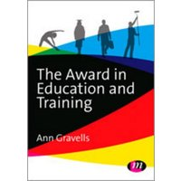 The Award in Education and Training by Ann Gravells Paperback Used cover