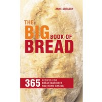 The Big Book of Bread by Anne Sheasby Paperback Used cover