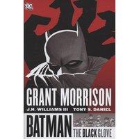 The Black Glove by Grant Morrison Hardback Used cover