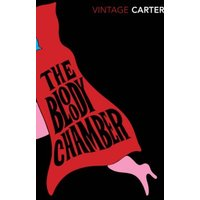 The Bloody Chamber and Other Stories by Angela Carter Paperback Used cover