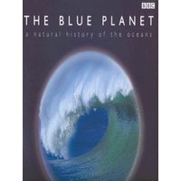 The Blue Planet by Alastair Fothergill Hardback Used cover