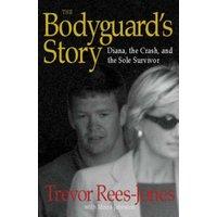 The Bodyguards Story by Trevor Rees-Jones Hardback Used cover