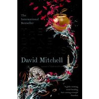 The Bone Clocks by David Mitchell Paperback Used cover