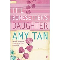 The Bonesetters Daughter by Amy Tan Paperback Used cover